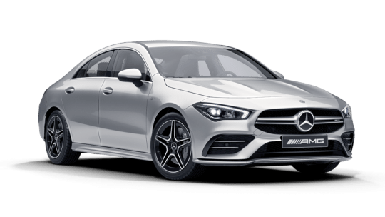 cla-coupe-amg-cla35 -4matic-uitvoering